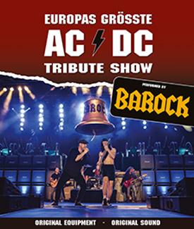 Barock Europas Größte Acdc Tribute Show